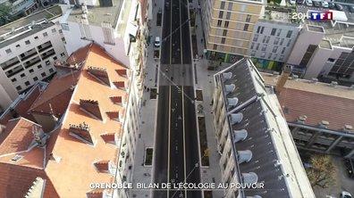 Grenoble : bilan de l'écologie au pouvoir