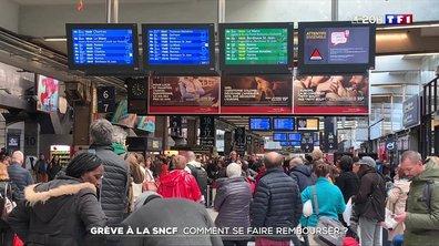 Grève à la SNCF : comment se faire rembourser ?