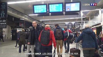 Grève à la SNCF : les dessous d'un bras de fer