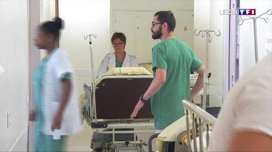 Grève aux urgences d'Auxerre : les infirmiers prennent le relais mais peinent à suivre le rythme