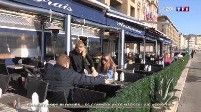 Grève contre la réforme des retraites : les commerçants marseillais inquiets
