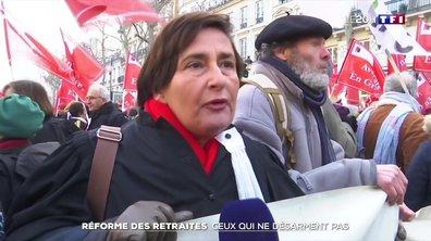 Grève contre la réforme des retraites : les manifestants changent de méthode