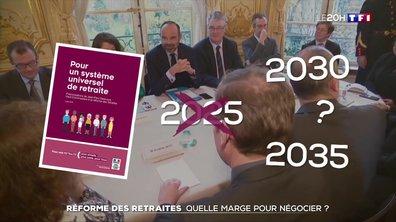 Grève contre la réforme des retraites : les pistes de négociations pour le gouvernement