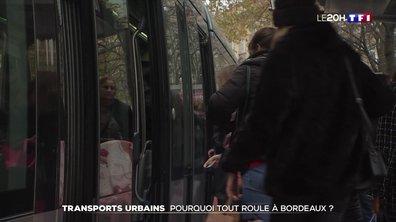 Grève contre la réforme des retraites : pourquoi tout roule à Bordeaux ?