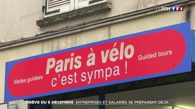 Grève du 5 décembre : entreprises et salariés se préparent déjà
