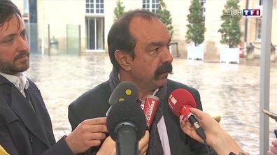 Grève du 5 décembre : les réactions de Philippe Martinez
