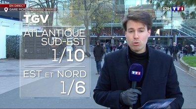 Grève du 5 décembre : quelles sont les prévisions de la SNCF ?