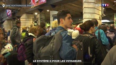 Grève surprise à la SNCF : récit d'une journée de galère
