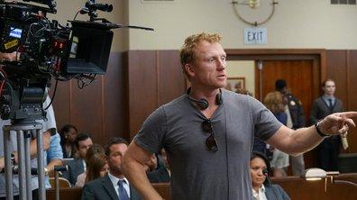 Quand le casting de la série passe derrière la caméra pour la saison 13