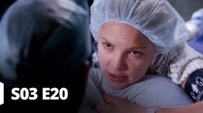 Grey's anatomy - S03 E20 - Passé pas simple