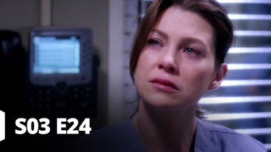 Grey's anatomy - S03 E24 - Sur la corde raide