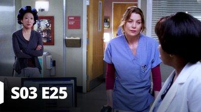 Grey's anatomy - S03 E25 - Le bonheur était presque parfait