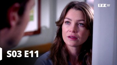Grey's anatomy - S03 E11 - La loi du silence (1)