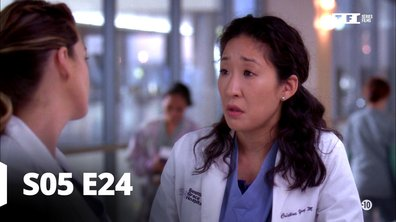 Grey's anatomy - S05 E24 - Ne me quitte pas