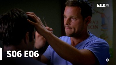 Grey's anatomy - S06 E06 - A qui la faute ?