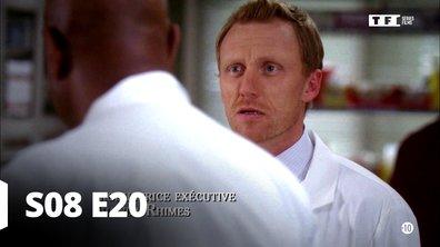 Grey's anatomy - S08 E20 - Se détacher... et avancer
