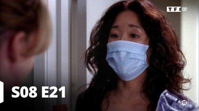 Grey's anatomy - S08 E21 - Quand il faut y aller