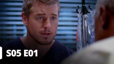 Grey's anatomy - S05 E01 - Nouveaux espoirs...