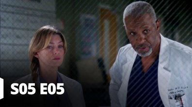 Grey's anatomy - S05 E05 - L'effet domino