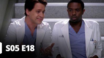 Grey's anatomy - S05 E18 - A chacun son drame