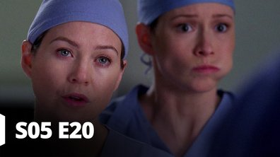 Grey's anatomy - S05 E20 - Ne pas baisser les armes