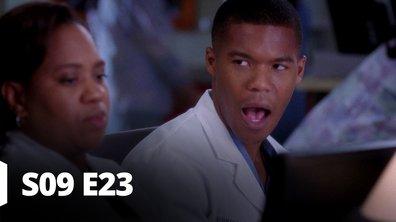 Grey's anatomy - S09 E23 - Avis de tempête