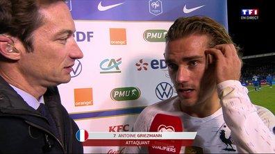 Islande - France (0 - 1) : Voir la réaction de Griezmann en vidéo
