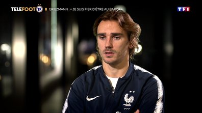 "[EXCLU Téléfoot 17/11] - Griezmann : ""Si je peux marquer, tant mieux"""