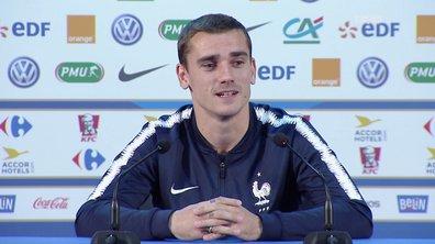 """Antoine Griezmann : """"Que les jeunes aussi disent 'Vive la France, vive la République'"""""""