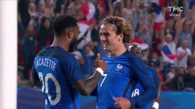 France-Paraguay (5-0) : Antoine Griezmann y va aussi de son but !