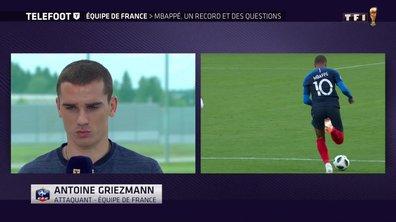 """[Exclu Téléfoot 24/06] - Griezmann : """"Si Mbappé devient plus tueur,  cela va être quelque chose de très très gros"""""""