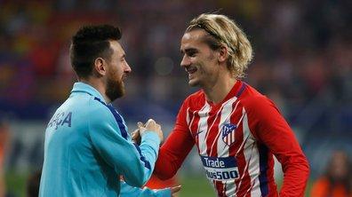 Liga : Messi/Griezmann, le combat des chefs