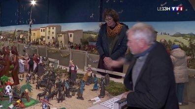 Grignan accueille 350 crèches du monde entier