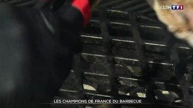 Grillades et bonne humeur au championnat de France de Barbecue