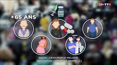 Grippe : la campagne de vaccination lancée ce vendredi