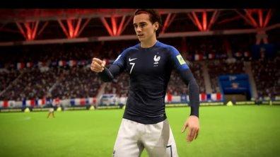 FIFA 18 : La mise à jour officielle de la Coupe du monde 2018 arrive enfin