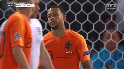 Pays-Bas - Angleterre (2 - 1) : Voir l'énorme occasion de Depay en vidéo
