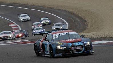 GT Tour 2011 : Hallyday-Ortelli et Tonelli-Derlot 1ers à Dijon-Prenois