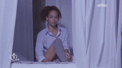 """Miss Guadeloupe : """"J'ai toujours eu les cheveux lâchés"""""""