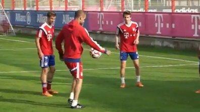 VIDEO Insolite : Pep Guardiola mauvais joueur