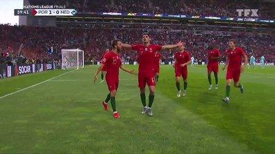 Portugal - Pays-Bas (1 - 0) : Voir le but de Guedes en vidéo