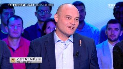 """[EXCLU Téléfoot 22/10] - Vincent Guérin : """"Les joueurs ont moins la culture d'OM / PSG"""""""
