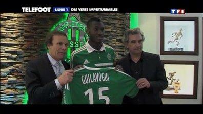 ASSE-Valenciennes : des Verts imperturbables