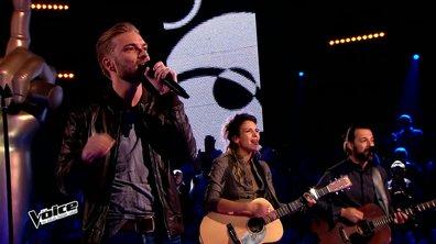 The Voice 4 - Les battles : Guilhem élimine le duo Fergessen