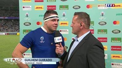 """Guilhem Guirado : """"On est des fous"""""""