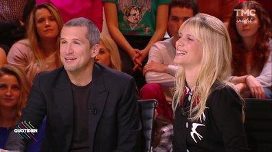 Invités : Guillaume Canet et Mélanie Laurent, l'un ne sait rien, l'autre sait tout