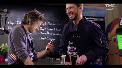 """Guillaume Canet, pompette, dans """"les recettes pompettes"""""""