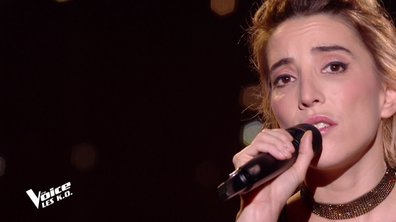 "The Voice 2020 - KO LARA FABIAN : Gustine chante ""L'accordéoniste"" d'Edith Piaf"