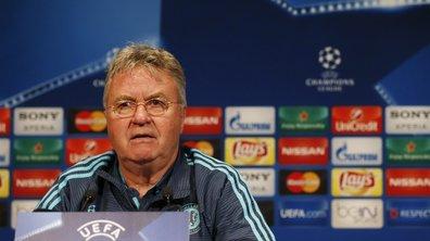 Leicester avait pensé à Hiddink à la place de Ranieri