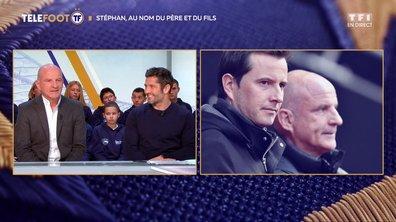 [TELEFOOT 20/01/2019] Guy Stéphan est très fier des débuts de son fils Julien comme entraîneur